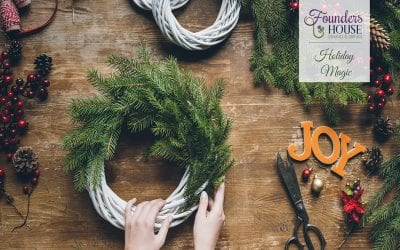 Dec 5 – Wreath Making Workshop