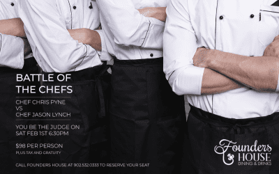 Feb 1 – Battle of the Chefs