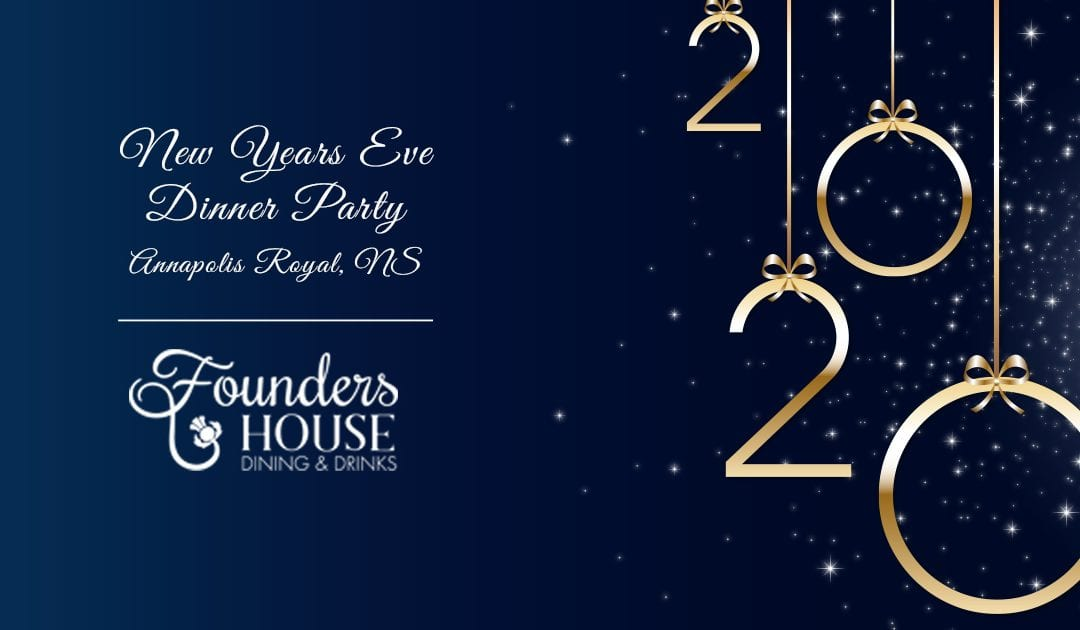 Dec 31 – NYE Dinner Party