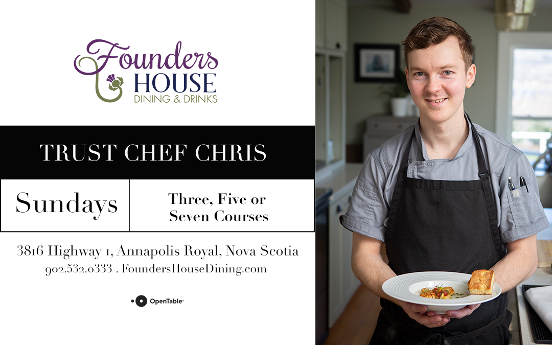 Sundays – Trust Chef Chris