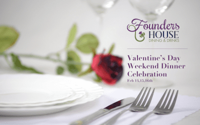 Feb 14 – Valentine's Day Dinner