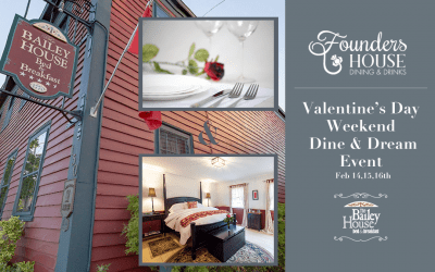 Feb 14 – Valentine's Day Dine & Dream Package
