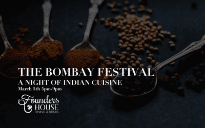 March 5 – The Bombay Festival