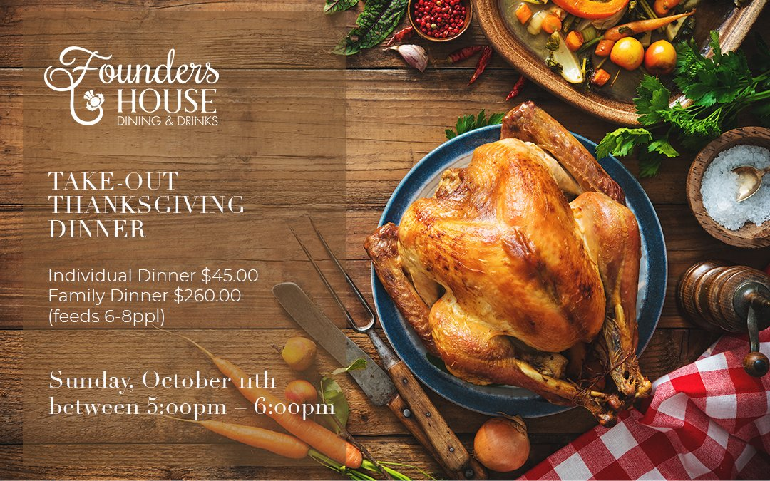 Founders House Thanksgiving