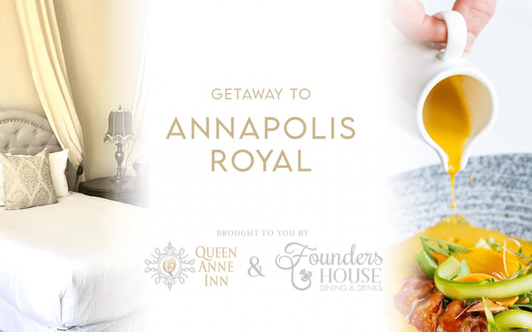 Annapolis Royal Summer Getaway